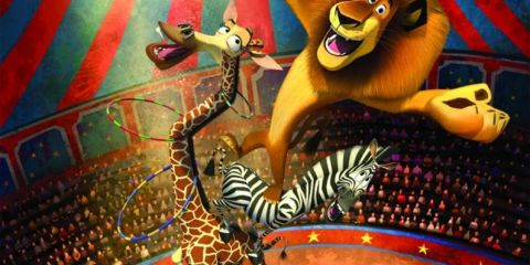 Madagascar 3 (2012) English BRRip 720p
