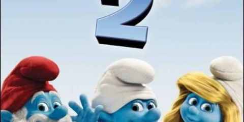 The Smurfs 2 (2013) Dual Audio BRRip 720P HD