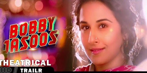Bobby Jasoos (2014) Official Theatrical Trailer Download