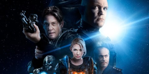 Starship Rising (2014) DVDRip Full Movie Watch Online In HD 1080p
