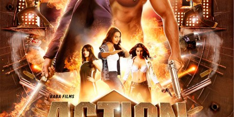 Action Jackson (2014) Hindi Movie Free Download DVDScr