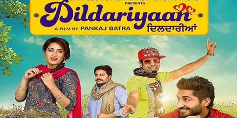 Dildariyaan (2015) Watch Punjabi Movie Online DVDRip 720p