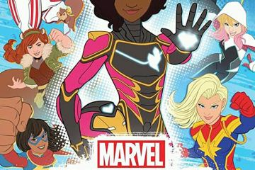 Marvel Rising Heart of Iron 2019 English