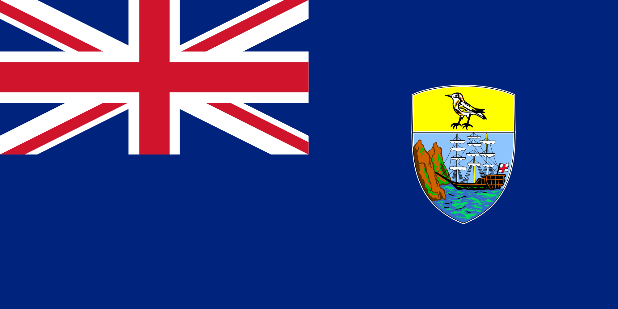 Flag of Saint Helena