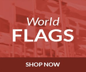 Shop for world flags