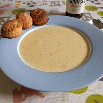 German Beer Cheese Soup