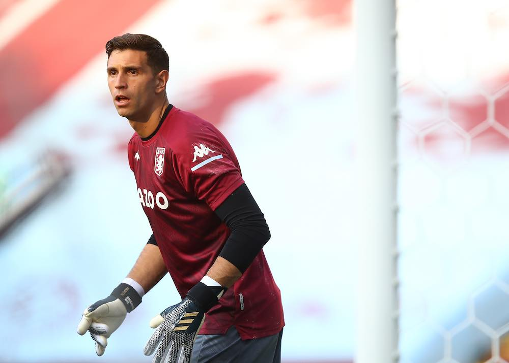 Argentina Awaits For Emi Martinez As Aston Villa's New Goalkeeper Gets His  Chance
