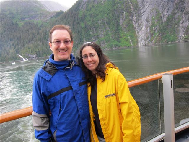 Authors Eric and Christi Grab