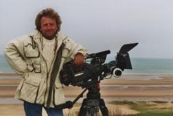 Film director Frank Martin