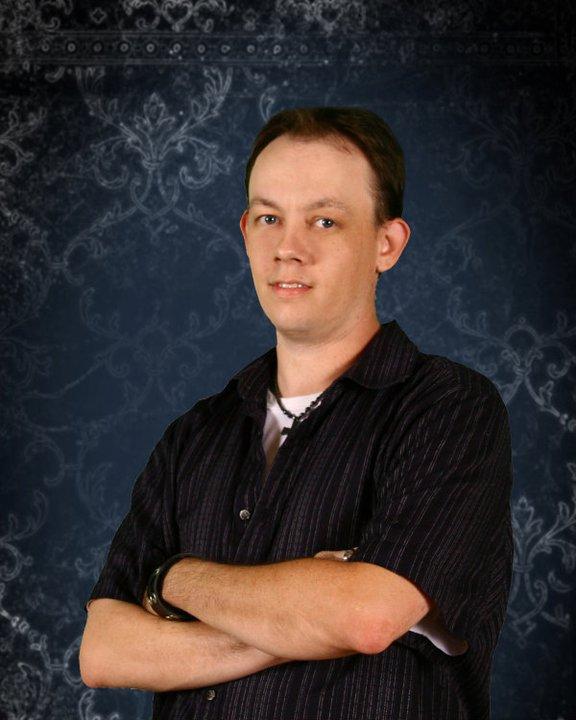 Paranormal chaser Jason Dowd
