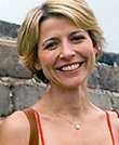 Travel Channel host Samantha Brown