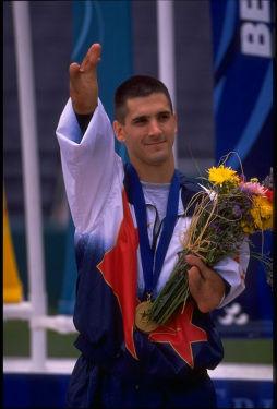 Paralympian Tony Volpentest