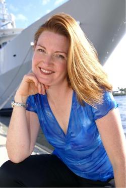 Author and chef Victoria Allman