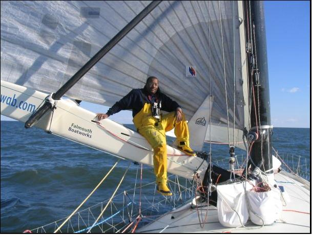 Yacht captain Donald Lawson