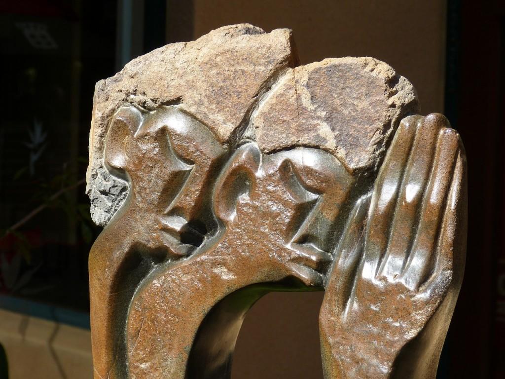 South African sculpture