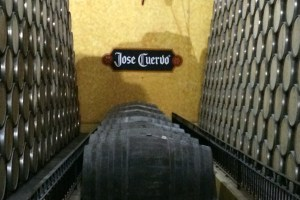 Inside Jose Cuervo.  Photo:  Tonya Fitzpatrick