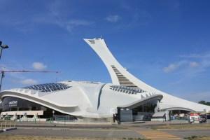Biodome stadium in Montreal
