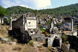 Kayakoy, Turkey.