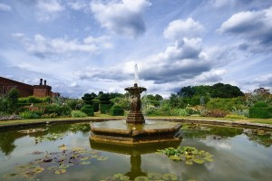Grounds of the Hatfield House