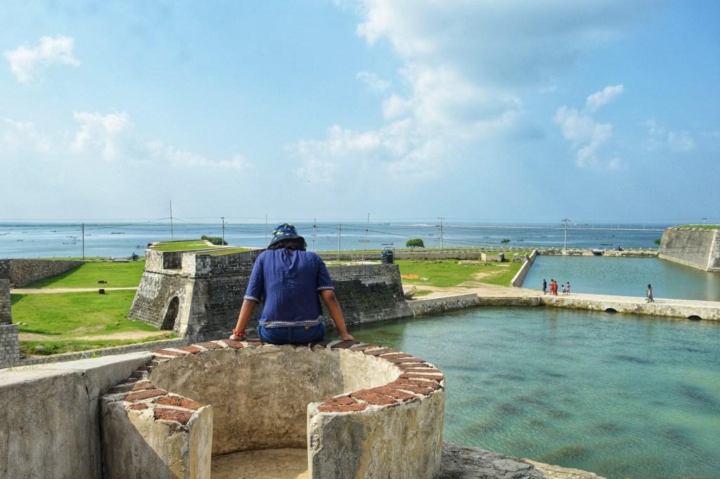 Dutch Fort in Jaffna