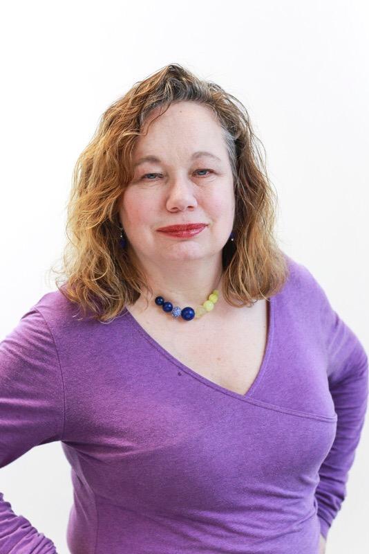 Travel writer Becky Garrison