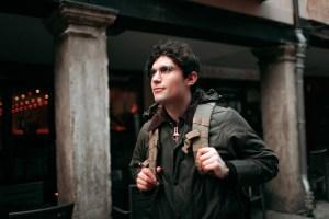 Rico Andrade, videographer.