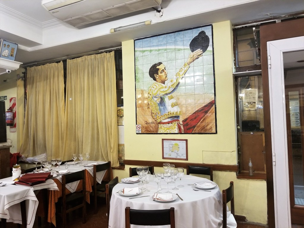 El Imparcial restaurant on Avenida de Mayo. Photo: Ana Astri-O'Reilly