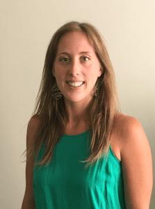 Head shot of travel writer Jessica Barrett.