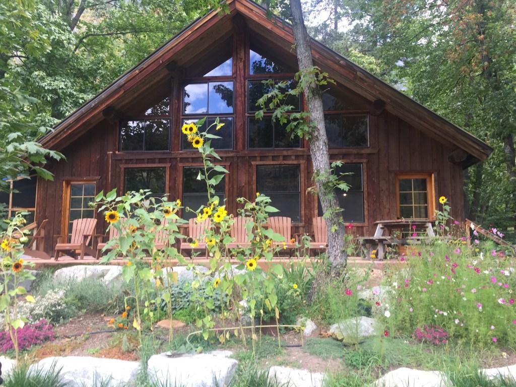 Ranch Main House.  Photo:  Eliza Amon