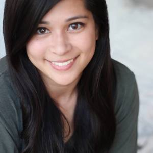 Head shot of travel writer Trixie Pacis