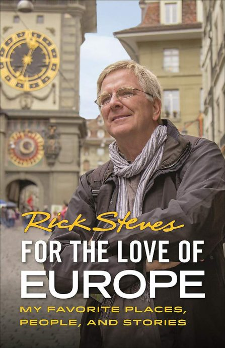 Rick Steves book cover