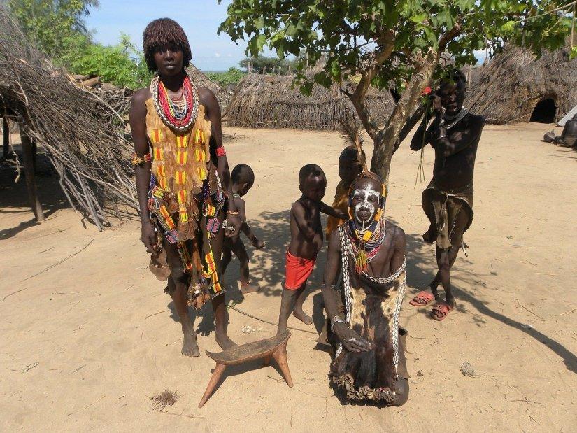 Ethiopian village - Diversity in Travel