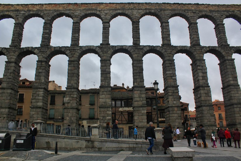 The aqueduct. Photo: Tania Banerjee