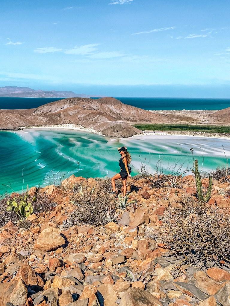 Mexico - Balandra Beach, La Paz. Photo: Kellie Paxian