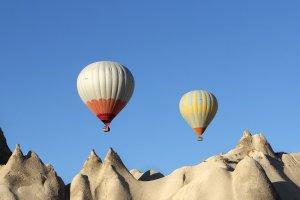 Travel Experiences Hot Air Ballooning