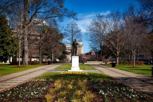 Kelly Ingram Park in Birmingham, Alabama