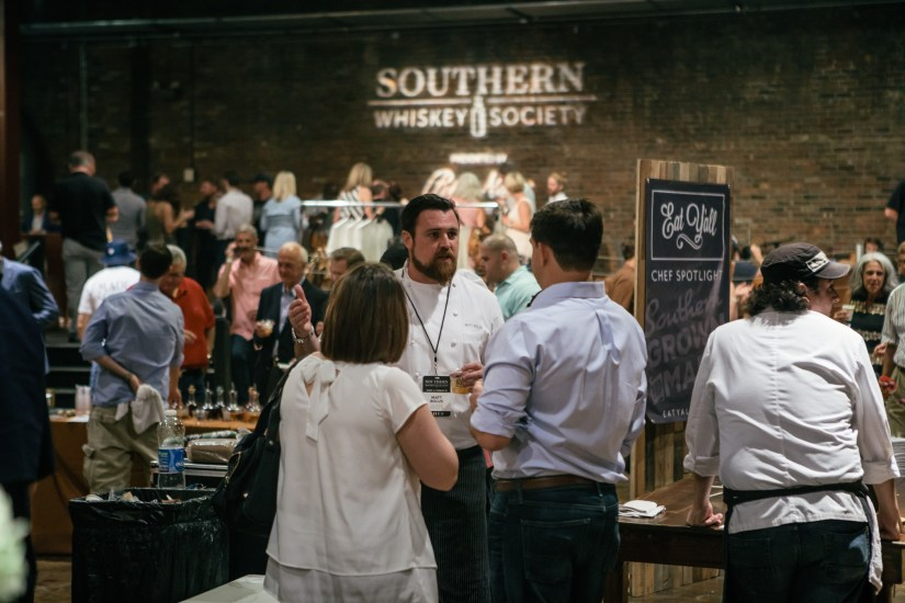 Southern Whiskey Society in Franklin, Tennessee, a part of MADE SOUTH, is quickly becoming the premier whiskey tasting experience in the southeast. Photo by Visit Franklin.