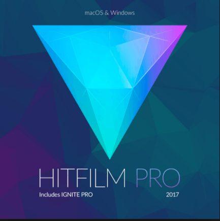 HitFilm Pro 11 crack