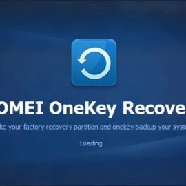 AOMEI OneKey Recovery Professional 1.6.2 Free