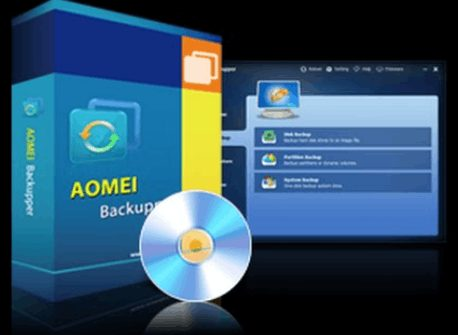 AOMEI Backupper Professional 4.5 free download