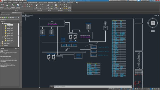 Autodesk AutoCAD Electrical 2021 Free Download