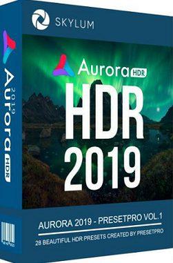 Aurora HDR 2019 crack download