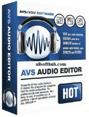 AVS Audio Editor 8.4 free download