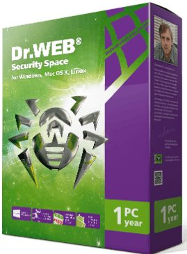 Dr.Web Security Space 12 crack download