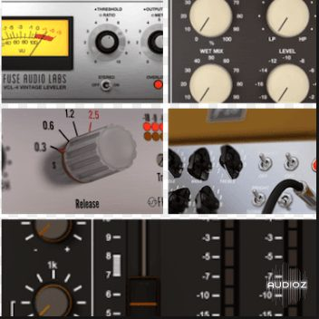 Fuse Audio Labs bundle 2018.8 crack download