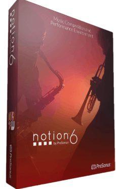 Presonus Notion 6 crack download