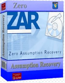 Zero Assumption Recovery 10. free download