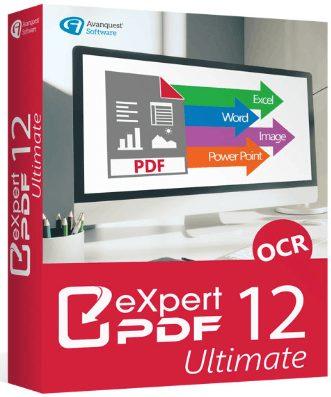 Avanquest eXpert PDF Ultimate 12 crack download