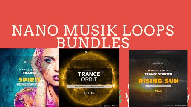Nano Musik Loops Bundles