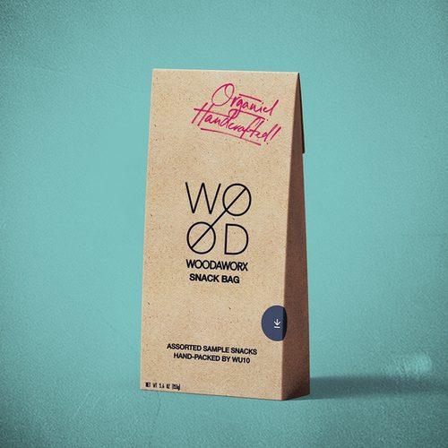 WOODAWORX Snack Bag Samples